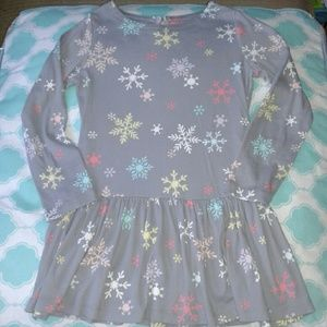 Gymboree Outlet Snowflake Dress